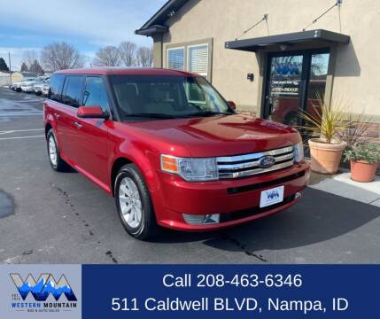 2010 Ford Flex for sale at Western Mountain Bus & Auto Sales in Nampa ID