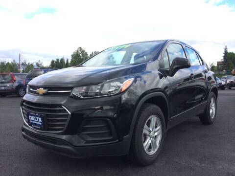 2019 Chevrolet Trax for sale at Delta Car Connection LLC in Anchorage AK
