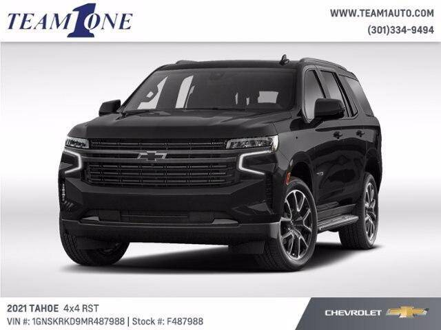 2021 Chevrolet Tahoe for sale in Oakland, MD