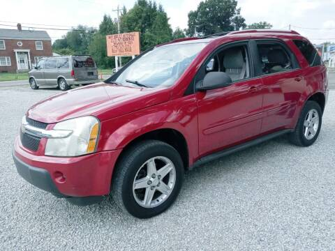 2005 Chevrolet Equinox for sale at Easy Does It Auto Sales in Newark OH