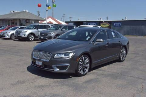 2018 Lincoln MKZ Hybrid for sale at Choice Motors in Merced CA