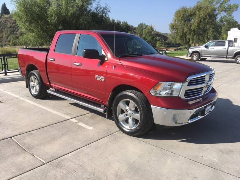 2014 RAM Ram Pickup 1500 for sale at Northwest Auto Sales & Service Inc. in Meeker CO