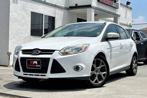 2013 Ford Focus for sale at Fastrack Auto Inc in Rosemead CA