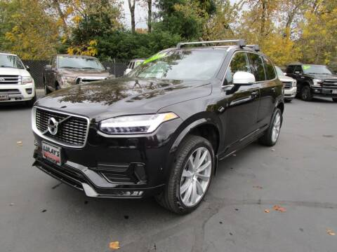 2019 Volvo XC90 for sale at LULAY'S CAR CONNECTION in Salem OR