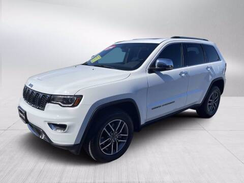 2020 Jeep Grand Cherokee for sale at Fitzgerald Cadillac & Chevrolet in Frederick MD
