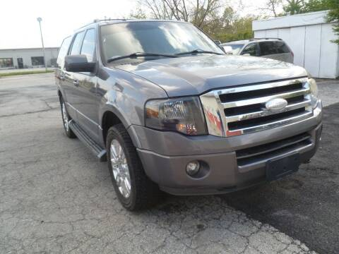 2011 Ford Expedition for sale at H & S Auto Sale LLC in Grandview MO