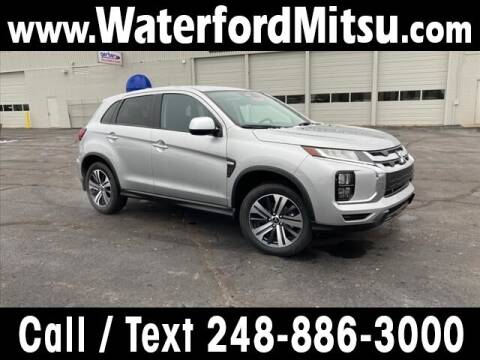 2021 Mitsubishi Outlander Sport for sale at Lasco of Waterford in Waterford MI