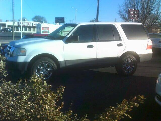2011 Ford Expedition for sale at University Auto Sales Inc in Pocatello ID