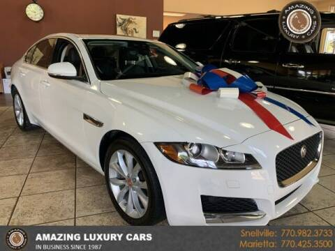 2019 Jaguar XF for sale at Amazing Luxury Cars in Snellville GA