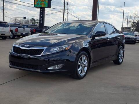 2013 Kia Optima for sale at Best Auto Sales LLC in Auburn AL