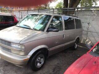 2002 Chevrolet Astro for sale at GREAT AUTO RACE in Chicago IL