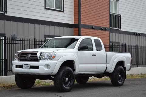 2006 Toyota Tacoma for sale at Skyline Motors Auto Sales in Tacoma WA