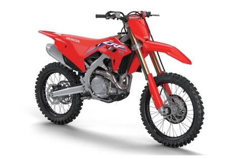 2022 Honda CRF450R for sale at Honda West in Dickinson ND