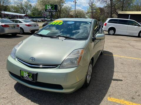 2008 Toyota Prius for sale at BK2 Auto Sales in Beloit WI