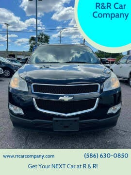 2009 Chevrolet Traverse for sale at R&R Car Company in Mount Clemens MI