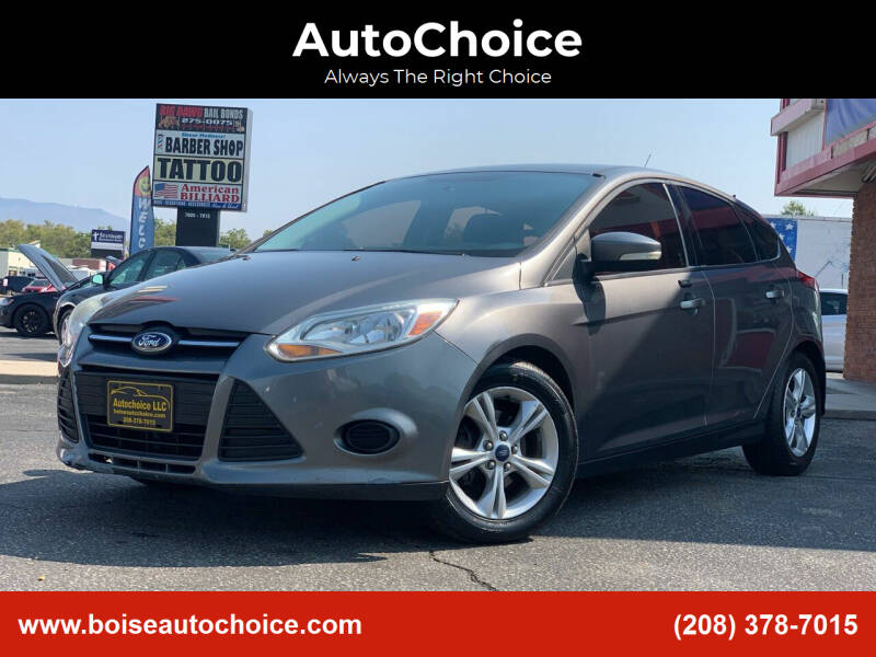 2014 Ford Focus for sale at AutoChoice in Boise ID
