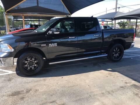 2015 RAM Ram Pickup 1500 for sale at Gold Star Motors Inc. in San Antonio TX