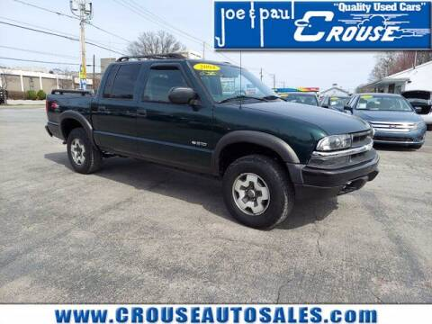 2004 Chevrolet S-10 for sale at Joe and Paul Crouse Inc. in Columbia PA