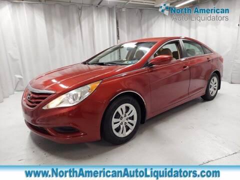 2011 Hyundai Sonata for sale at North American Auto Liquidators in Essington PA