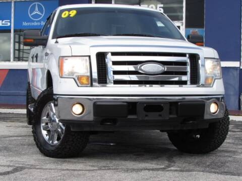 2009 Ford F-150 for sale at VIP AUTO ENTERPRISE INC. in Orlando FL