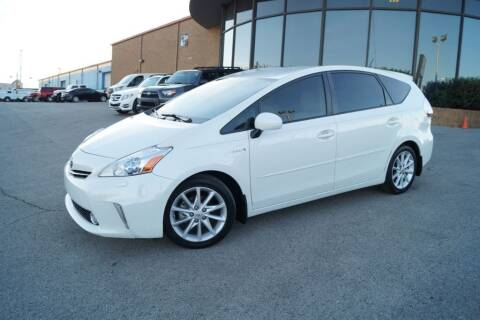 2012 Toyota Prius v for sale at Next Ride Motors in Nashville TN