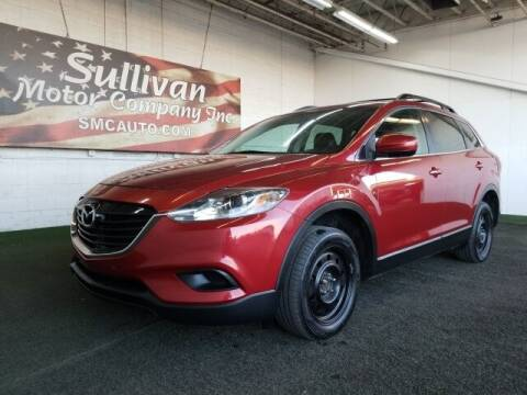 2013 Mazda CX-9 for sale at SULLIVAN MOTOR COMPANY INC. in Mesa AZ