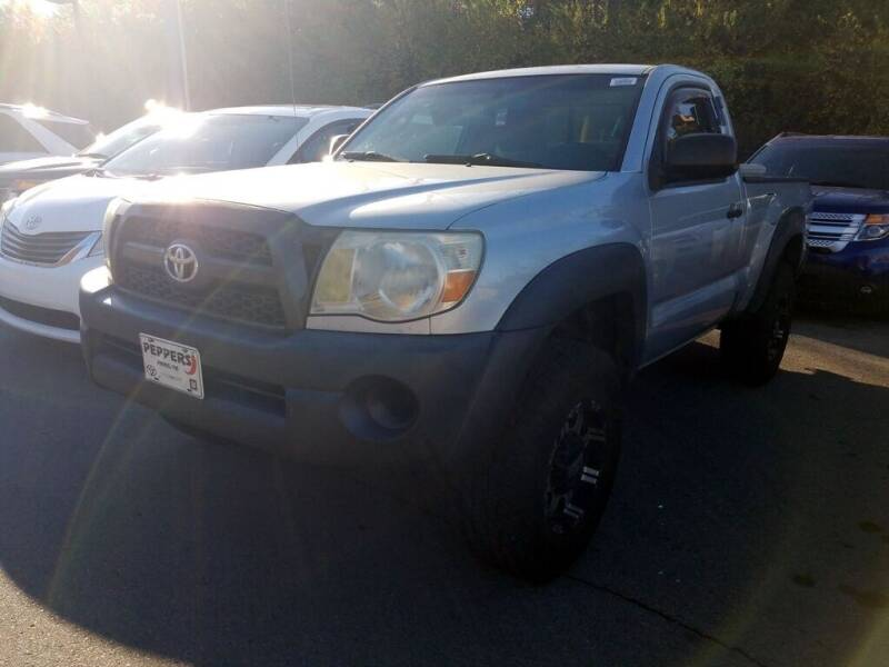 2011 Toyota Tacoma for sale at Auto Solutions in Maryville TN