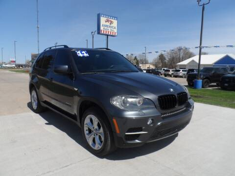 2011 BMW X5 for sale at America Auto Inc in South Sioux City NE