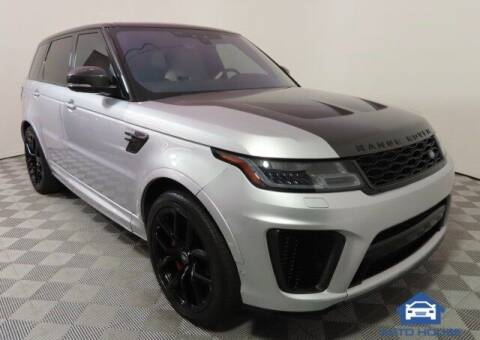 2020 Land Rover Range Rover Sport for sale at Autos by Jeff Scottsdale in Scottsdale AZ