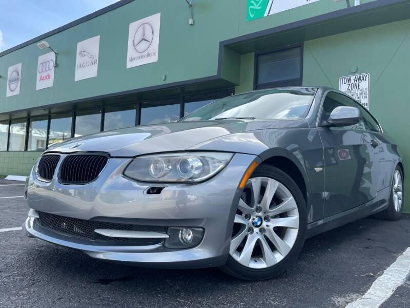 2013 BMW 3 Series for sale at KARZILLA MOTORS in Oakland Park FL