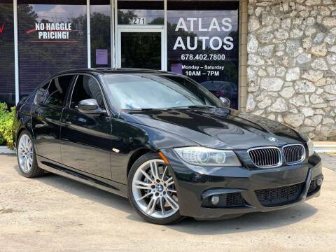 2011 BMW 3 Series for sale at ATLAS AUTOS in Marietta GA