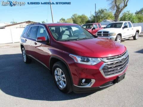 2020 Chevrolet Traverse for sale at TWIN RIVERS CHRYSLER JEEP DODGE RAM in Beatrice NE