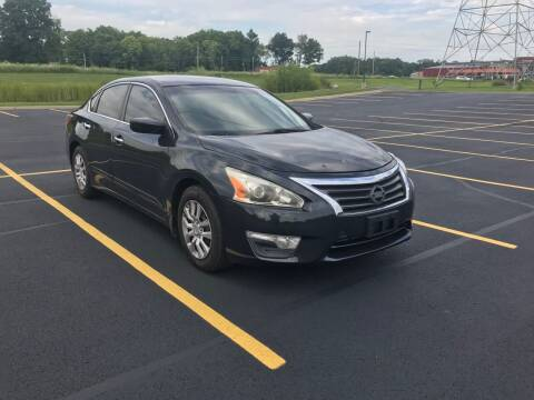 2013 Nissan Altima for sale at Quality Motors Inc in Indianapolis IN