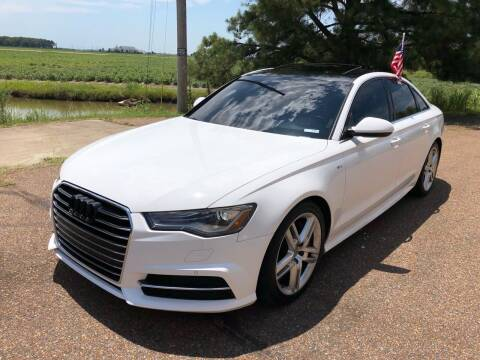 2016 Audi A6 for sale at The Auto Toy Store in Robinsonville MS