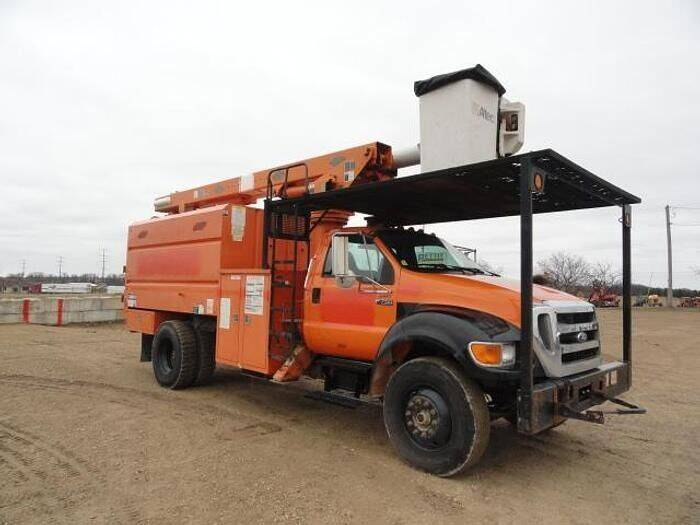 2010 Ford F-750 Super Duty for sale in Edgerton, WI