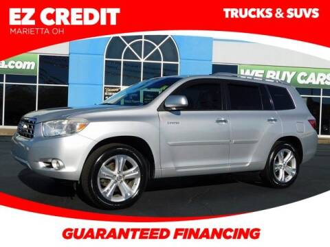 2010 Toyota Highlander for sale at Pioneer Family preowned autos in Williamstown WV