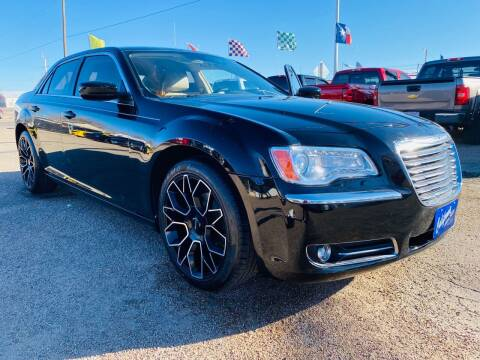 2014 Chrysler 300 for sale at California Auto Sales in Amarillo TX