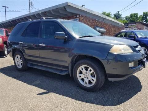 2006 Acura MDX for sale at PARKWAY AUTO SALES OF BRISTOL - Roan Street Motors in Johnson City TN