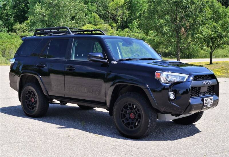 2021 Toyota 4Runner for sale at KA Commercial Trucks, LLC in Dassel MN