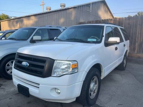 2009 Ford Expedition for sale at River City Auto Sales Inc in West Sacramento CA