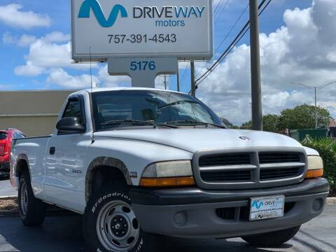 2000 Dodge Dakota for sale at Driveway Motors in Virginia Beach VA