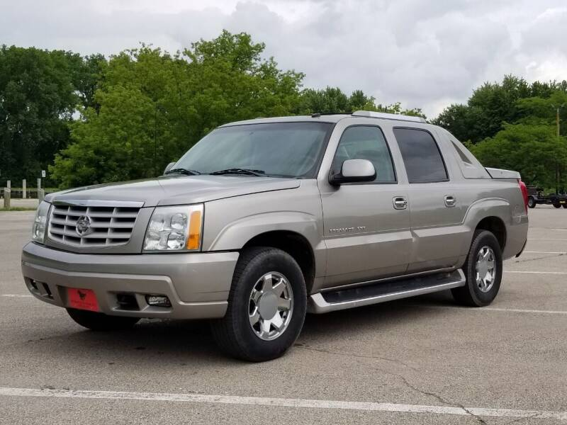 2002 Cadillac Escalade EXT for sale at Mechanical Services Inc in Oshkosh WI