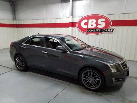 2014 Cadillac ATS for sale at CBS Quality Cars in Durham NC