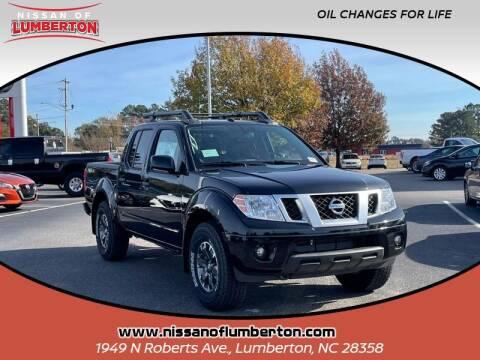 2020 Nissan Frontier for sale at Nissan of Lumberton in Lumberton NC