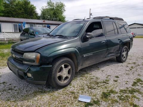 2004 Chevrolet TrailBlazer EXT for sale at New Start Motors LLC - Rockville in Rockville IN