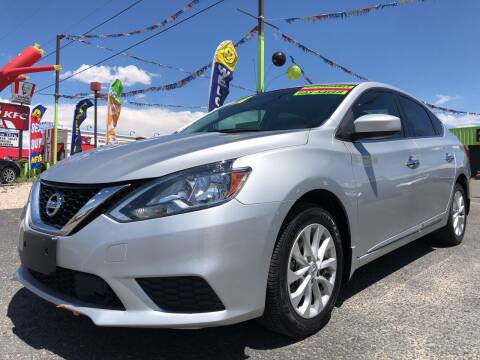 2018 Nissan Sentra for sale at 1st Quality Motors LLC in Gallup NM