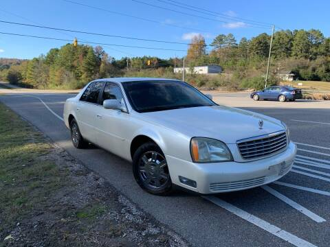 2003 Cadillac DeVille for sale at Anaheim Auto Auction in Irondale AL