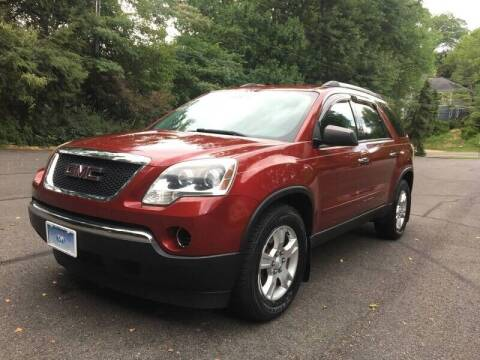 2011 GMC Acadia for sale at Car World Inc in Arlington VA