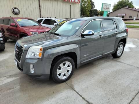 2012 GMC Terrain for sale at De Anda Auto Sales in Storm Lake IA