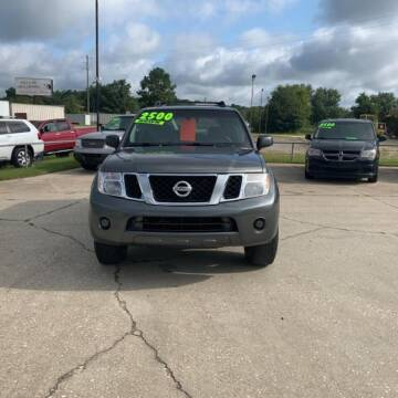 2008 Nissan Pathfinder for sale at Carolina Auto Sales in Lugoff SC